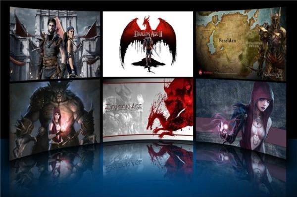 Dragon Windows 7 Themes