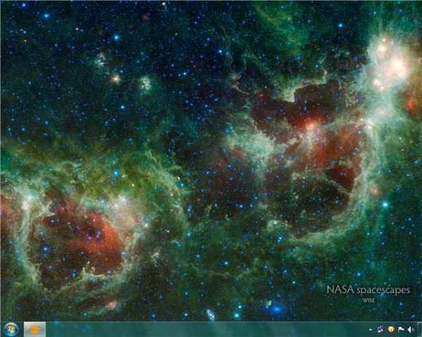 NASA Spacescapes