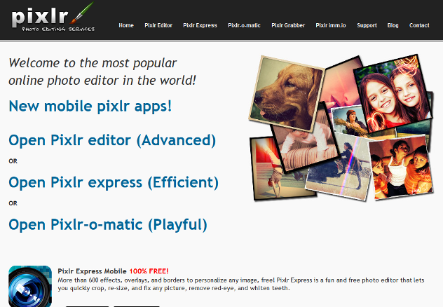 photo-editor-online-pixlr-com