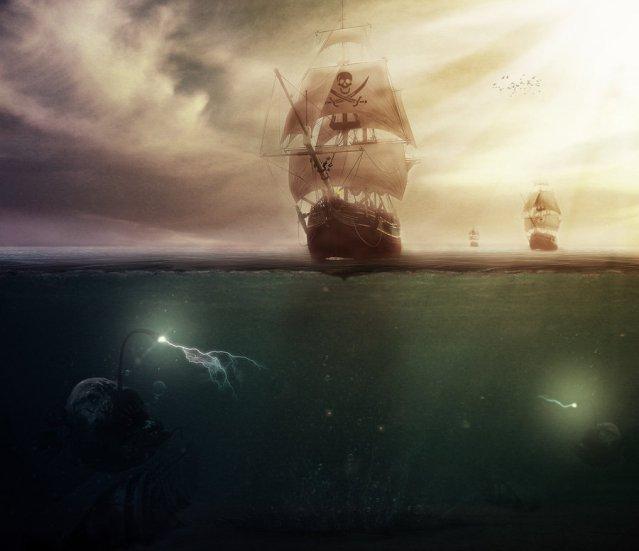 Pirates Ocean Adventures