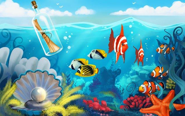 Underwater 7