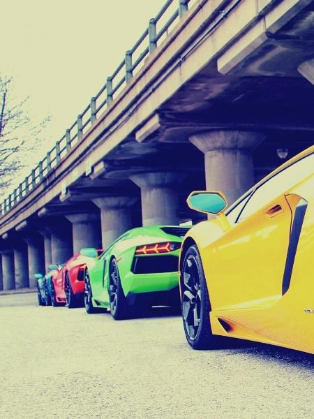 Lamborghini Supercars