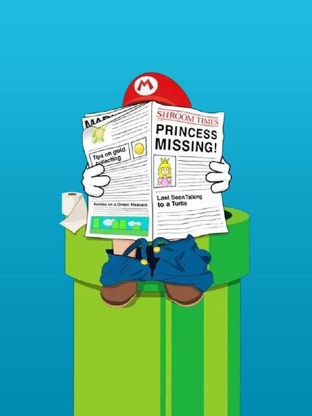 Nintendo Mario