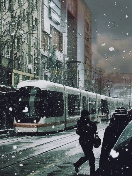 Winter Cityscapes
