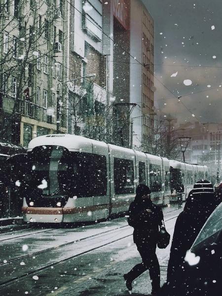 Winter Cityscapes