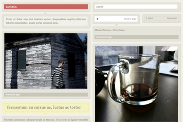 cavalcade Best Free Tumblr Themes