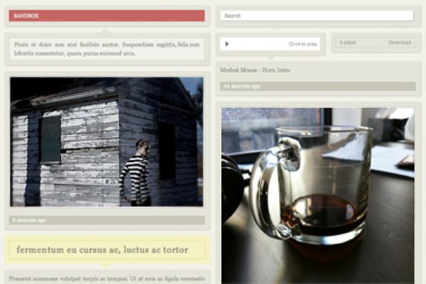 cavalcade Best Free Tumblr Themes