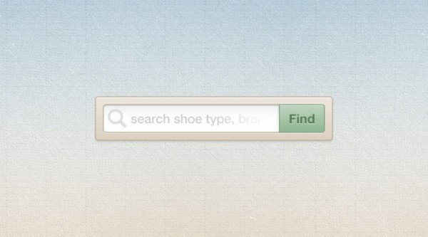 Natural Search Bar