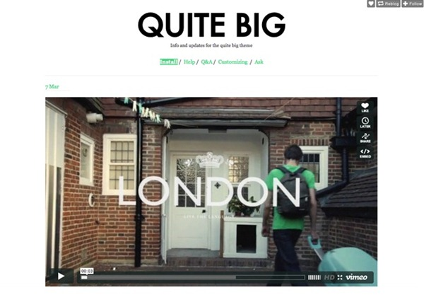 quite-big Best Free Tumblr Themes
