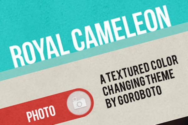 royal-cameleon