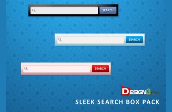 Sleek Search Box Pack