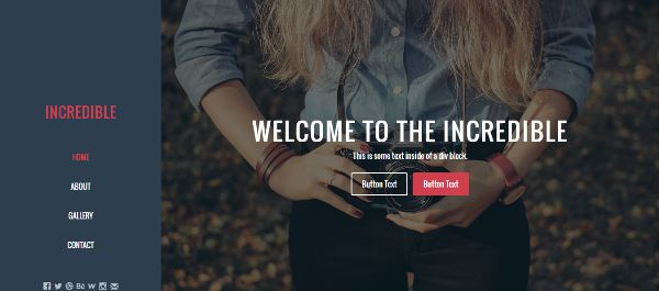 125 Best Free HTML5 Website Templates to Create Websites Quickly